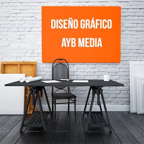 Diseño Gráfico AyB Media